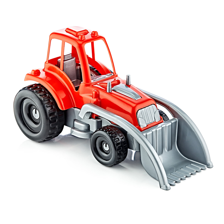 2115 – Lüks Kepçeli Traktör