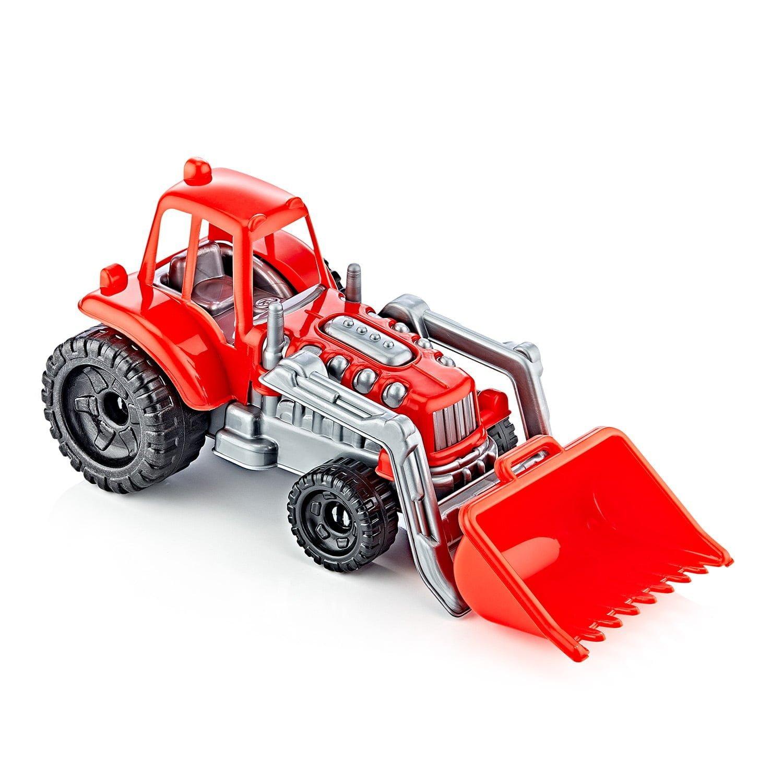 2634 – Şirin Kepçeli Traktör