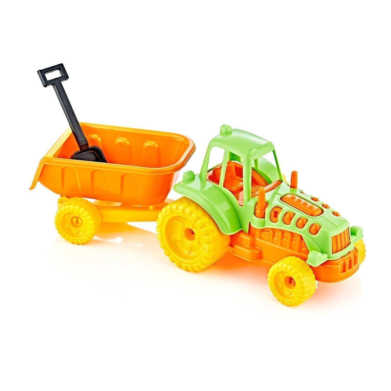 2658 – Şirin Römorklu Traktör