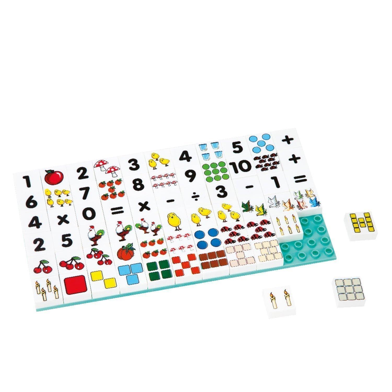 3266 –  Puzzle 67 Parça – D2 Rakamlar