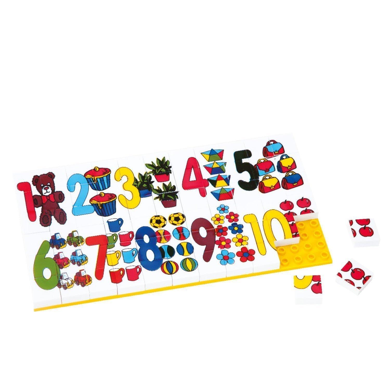 3266 – Puzzle 67 Prç – D3 İri Rakamlar
