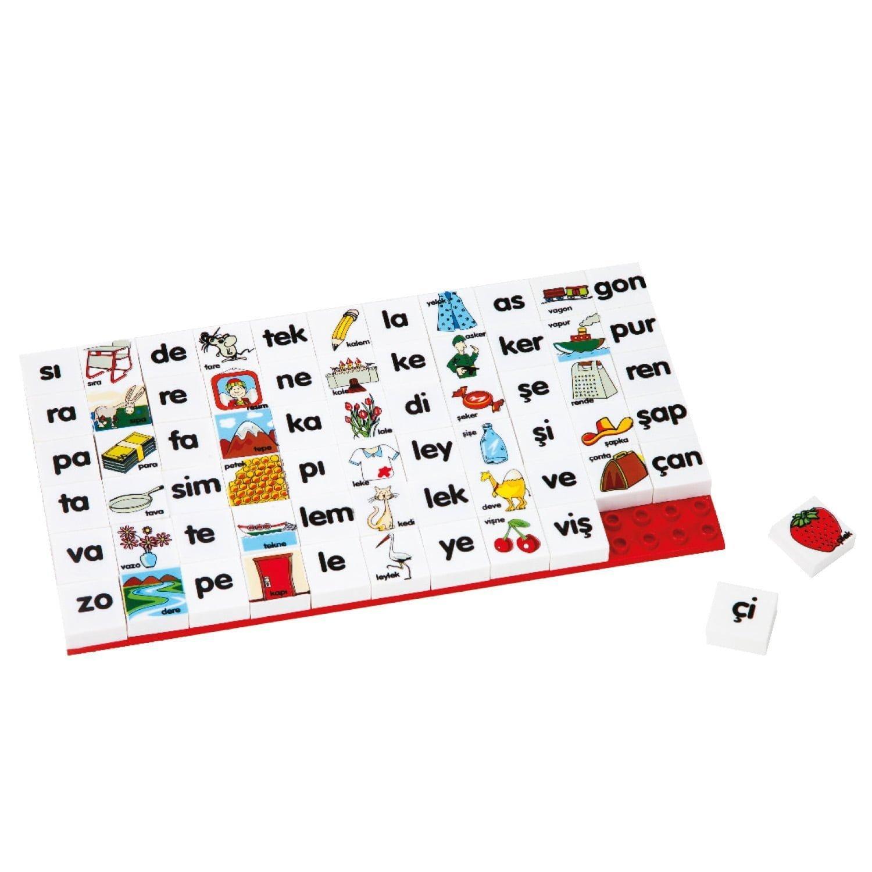 3266 – Resimli Puzzle 67 Parça – D4 Heceler