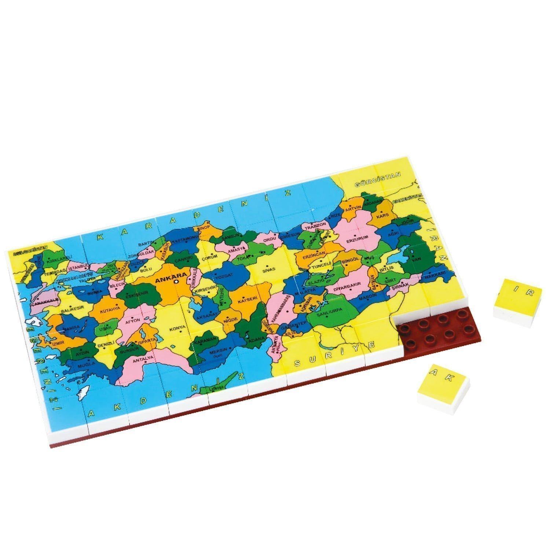 3266 Puzzle 67 Parça – G2 Şehirler