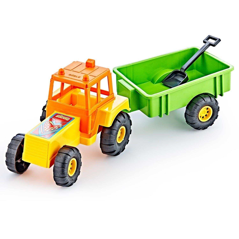 1279 – Küçük Römorklu Traktör